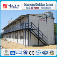 Prefabricated Fast Installation Capsule Hotel