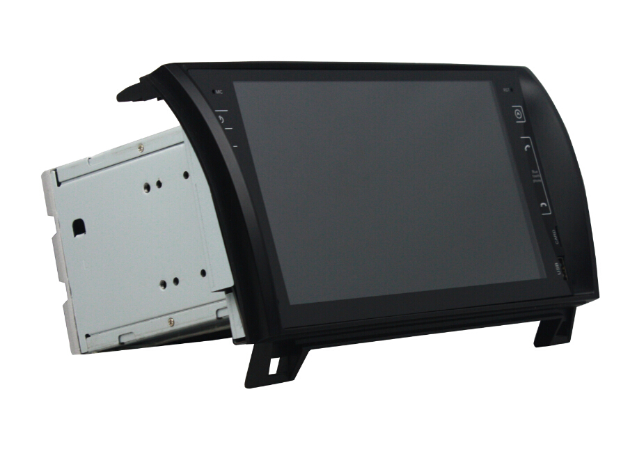 Sequoia  Tunda  2012 car gps player