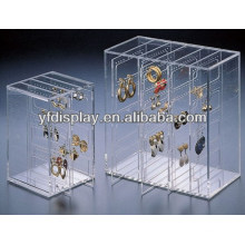 Acrylic Jewelry display for Earrings Holder