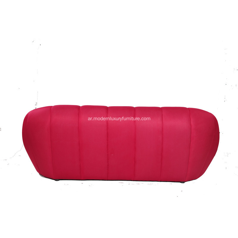 Red Bubble Sofa صممه ساشا Lakic