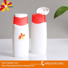200ml double-color flip cap bath salt bottle