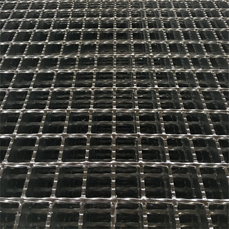 Anti-slip bar grating