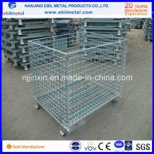 Арге промышленные Стекируемые хранения контейнеры ячеистой сети (ЕБИЛ-ККЛ)