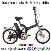 Integrated Wheel Motor 8fun Electric Bike E-Bicycle E-Bike (PE-TDN05H)