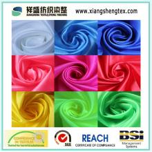 Полиэфирная сатинированная / эпонж / полиэфирная тафта для подкладки для одежды