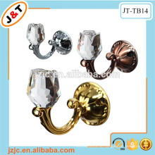 Einstellbare magnetische dekorative Vorhang Tieback Haken, billige Vorhang Raffhalter Haken