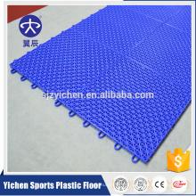 China Baixo Preço pista de patins de proteção patinação tribunal chão