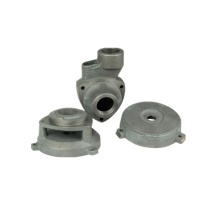 ISO9001:2008 passed manufacturer price ductile iron precision casting part