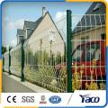 PVC-beschichtete Straßenzaun