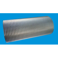 Ss304 / 316L Johnson Filter Wedge Wire Screens