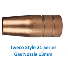 Ugello Gas Tweco 21-50 13mm
