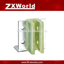 the cheapest cost elevator/lift sliding guide shoe/bush-Applicable to balance-ZXA-310Cseries
