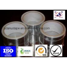 Fibre de verre en fil d'aluminium