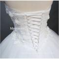 2016 лучшие продажи белый цвет бал длина пола платье сексуальный костюм свадебное платье