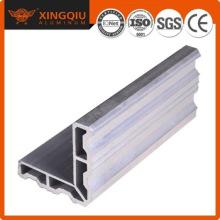 Perfil de aluminio de alta calidad, fabricación de material de extrusión de aluminio