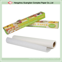 Silicone Coated Cooking Paper 5m