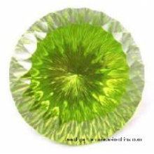Apple Green Cubic Zirconia for Jewelry Setting