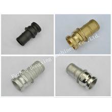 Flexible Kupplung für PVC-Rohre