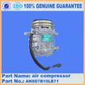 Komatsu GD705 AIR COMPRESSOR ASSy 6151-81-3112