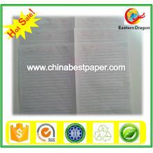 Слоновой кости без покрытия 150г книга бумаги