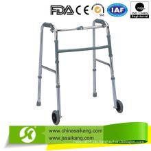 Faltbarer & Höhenverstellbarer Rahmen Walker (CE / FDA / ISO)