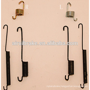 S736 brake hardware spring and adjusting kit for Cougar