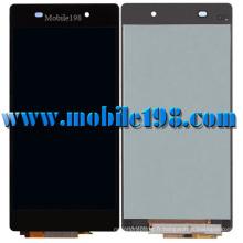 Le téléphone portable partie l'affichage à cristaux liquides pour Sony Xperia Z2 avec l'écran tactile