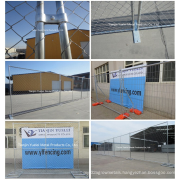 Economy Temporary Fence Panels, Construction Temporary Fence Panel, Carbon Steel Wire Mesh Panels for Fencing