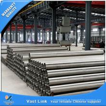 ASTM Tp316 tubo de aço inoxidável soldado