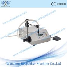 Máquina de enchimento da embalagem do sabão líquido da garrafa de água