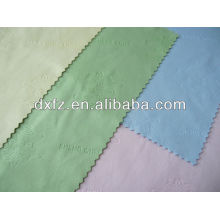 embossed microfiber lens/glasses/screen cleaning cloth