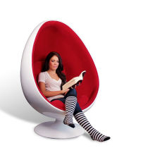 Fiberglass Replica Eero Aarnio Egg Pod Chair