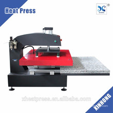 FJXHB5 all over printing machine manufacturer heat transfer press machine