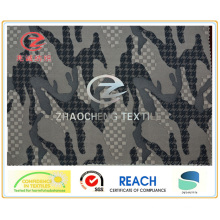 600d Poly Oxford Desert Printing Military Fabric