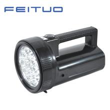 Linterna de mano, Antorcha recargable, lámpara que acampa, antorcha del LED