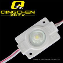 Module haute qualité Qsram 1.5W DC12V LED avec 160 degrés
