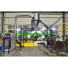 PET-Flaschen-waschende Wiederverwertungs-Linie mit verschiedener Kapazität