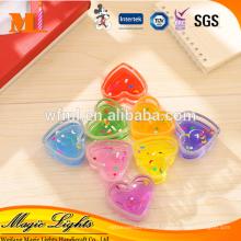 Qualidade Superior Romântico Vários Shaped Scented Jelly Candle