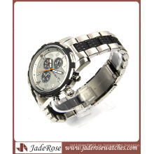 Reloj de pulsera promocional impermeable para hombres de regalo para aleación