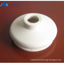 Oil - Resistant White Cr Rubber Bellow , Colorful Bellows Boots