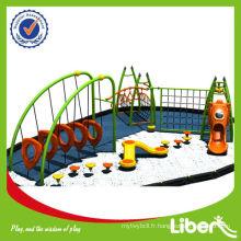 Liben Kids Fitness Spider Man Équipement de terrain de jeux à l'extérieur