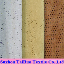 Suede spécial de poinçon de poinçon pour le tissu de vêtement de tissu de tapisserie d'ameublement