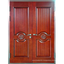 Panel Design Steel Security Double Door