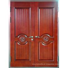 Painel de design Steel Security Double Door
