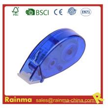 Cinta de corrección de color azul para Offce Supply