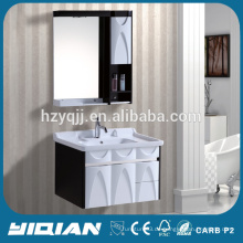 Gewerbliche Wandmontierte PVC-Schrank-wasserdichte Badezimmer-Entwürfe