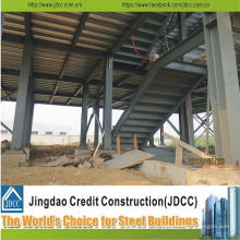 Estructura de acero, fabricación de acero, construcción de acero