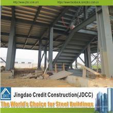 Structure en acier, fabrication en acier, construction en acier
