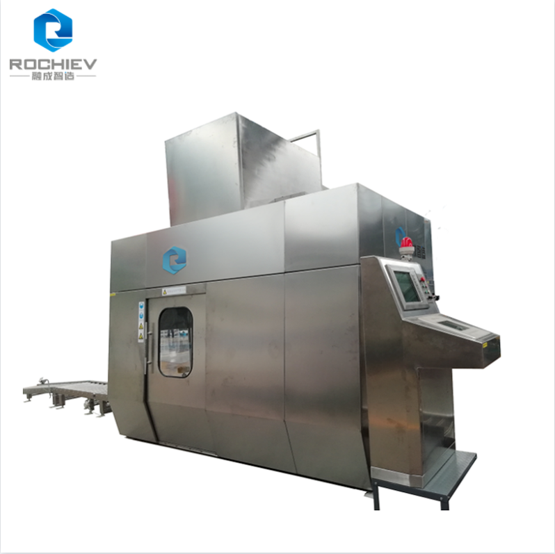 Fully Automatic 200L Drum Liquid Filler