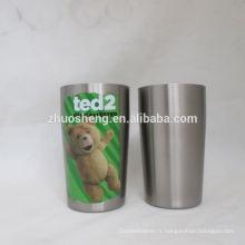 meilleure vente personnalisé chaque jour besoin de tasse à café thermique